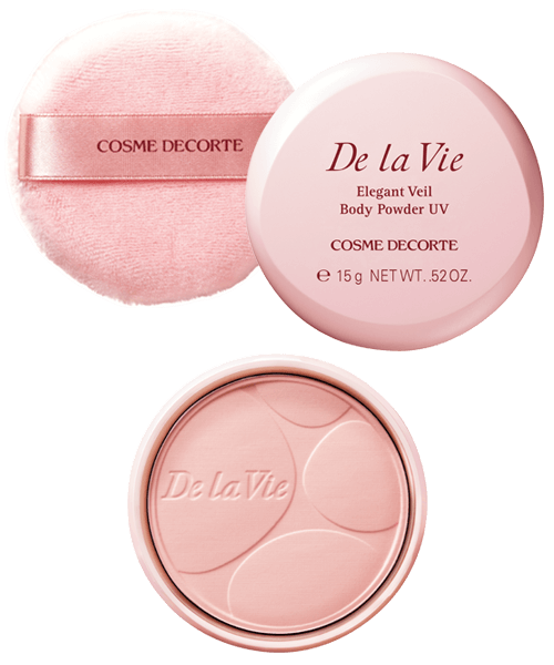 Elegant Veil  Body Powder UV